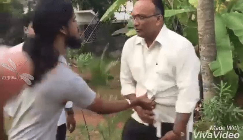 Protestant Pastors Manhandled and Threatened by RSS Terrorists in Kodungalloor